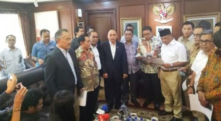 Four Party Factions Agree to Exercise Right to Investigate