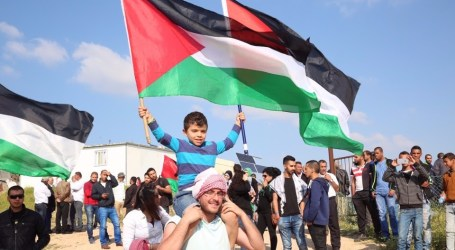 Palestinians Mark Land Day with Protest Marches; Israelis Respond with Force