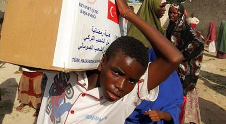 Turkish Airlines to Transport 60 Tons of Aid to Somalia