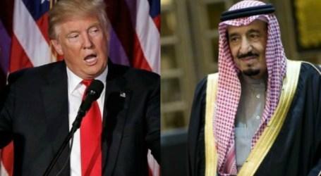 Trump to Meet in Saudi Arabia with Leaders from Across Muslim World