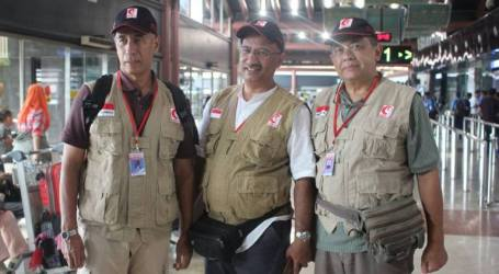 Indonesian Hospital Development Team Departs to Myanmar