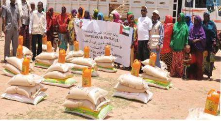 Khalifa Foundation Distributes 16,000 Food Packages in Somalia