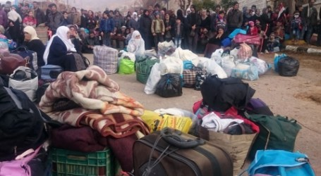 OCHA Urges Access to 4.5 Million Besieged Syrians