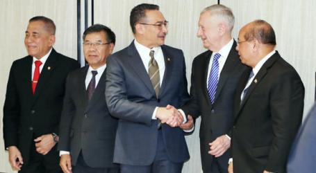 Shangri-La Dialogue Focuses on Terrorism in SE Asia