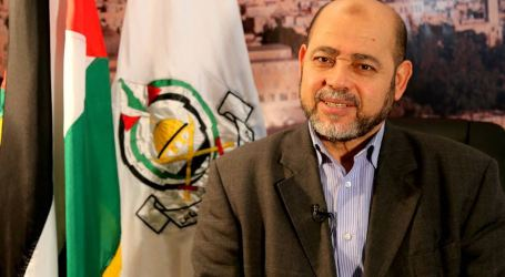 Abu Marzouk Calls for Unity, Condemns US Biased Position