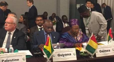 Guyana Pushes Youth Empowerment at Islamic Bloc Meeting in Abidjan