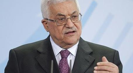 "Abbas Rejects US Mediation in Peace Process, Announces ""Series of Actions"""