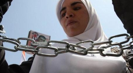 Israel Arrests 84 Palestinian Women And Girls In 2017