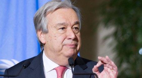UN Chief Condemns Terrorist Attack in Burkina Faso
