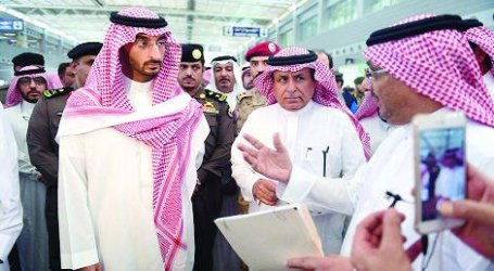 Jeddah Hajj Terminal Can Handle 175.000 Pilgrims at a Time