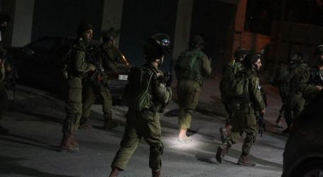 16 Palestinians Kidnapped in Abduction Sweep by Israeli Forces