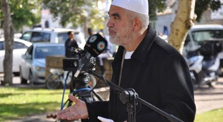 Israeli Prosecution to File Indictment Against Sheikh Salah