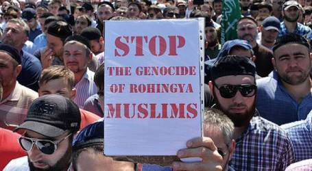 1 Million Gather in Chechnya to Protest Massacre of Rohingya