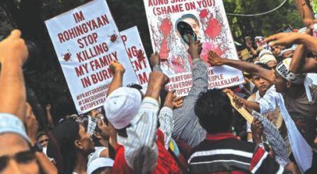 Strip Nobel Prize from Aung San Suu Kyi, Jakarta Protestors Say