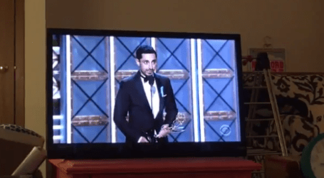 First Muslim Man to Win an Acting Emmy