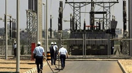 Two Generators Re-operated at Gaza Power Plant