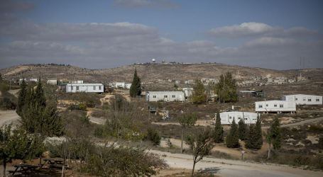 IOA Starts Building New West Bank Settlements