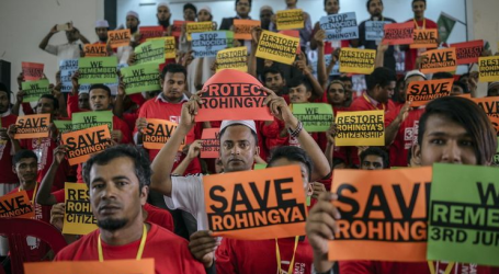 Indonesia Should Cooperate with Malaysia and Brunei to Overcome Rohingya Crisis