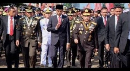 TNI Showcases Latest Equipment, Weaponry