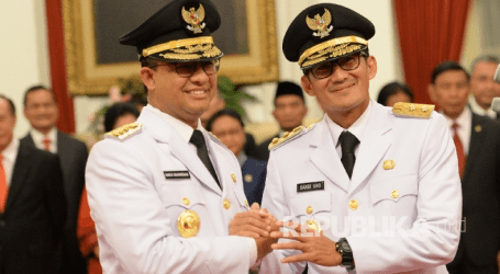 Anies Baswedan Says Jakarta Is for All