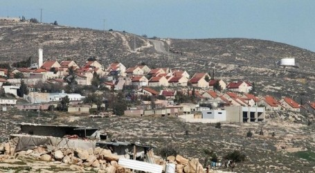 Egypt Condemns New Israeli West Bank Settlemens Project