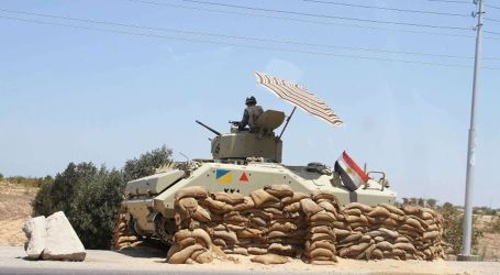 Egypt Extends Buffer Zone Along Gaza Strip