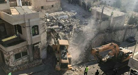 Israel Plans to Demolish 138 Palestinian Houses in Occupied Jerusalem