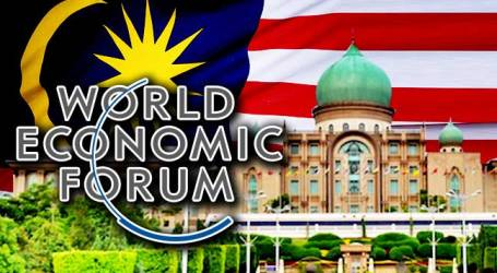 Malaysia  Named Region's Top Emerging Economy by WEF