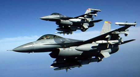F-16 Fighter Jets to Begin Journey to Indonesia Following US Regeneration Work