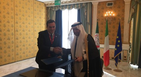 OIC and Italy Sign Declaration of Intent for Cooperation