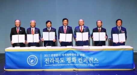 Local Community and International NGO Resolve on Governance for Peace in Korea and Globe