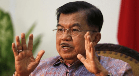 VP Jusuf Kalla: US Embassy Relocation to Jerusalem Worsens Middle East Situation