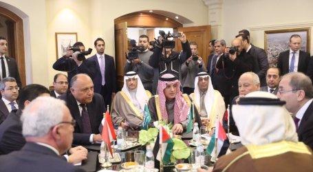 Arab Ministers to Resume Jerusalem Meet February 1