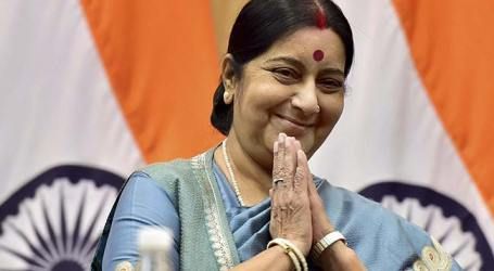 Swaraj to Visit South-East Asia on Her First Overseas Trip in 2018