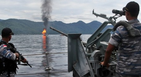US Backs Indonesia in Fight against Illegal Fishing