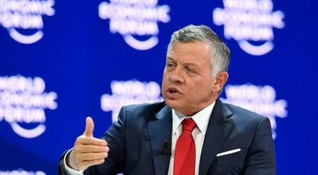 No Mideast Peace Process Without US – King Abdullah of Jordan