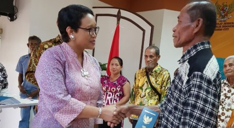 Indonesia Grants Citizenship to People of Indonesian descent in Philippines