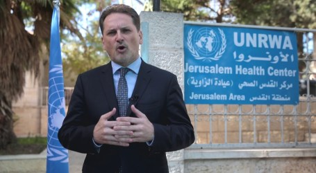 UNRWA Seeks  $1.2 Billion Budget for Humanitarian Refugees