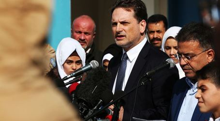 UNRWA Launches Global Campaign to Prevent Its Collapse