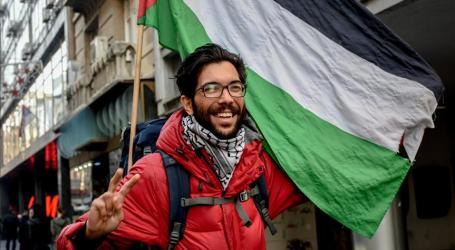 Swedish Activist to Walk 5,000 Kilometers for Palestine