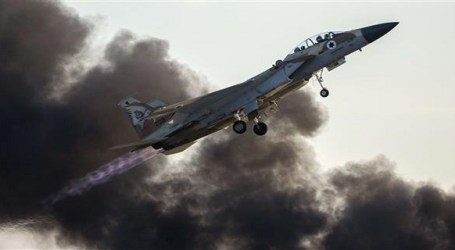 Israeli Warplanes Launch Strikes on Gaza