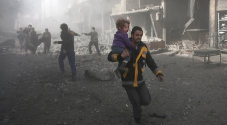 OIC Decries 'Brutal' Bombardment of Eastern Ghouta