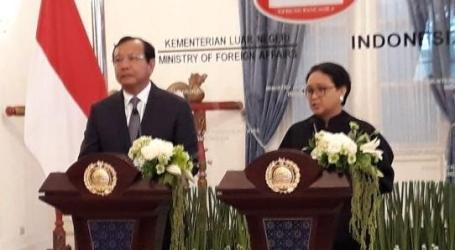 Indonesia, Cambodia Reaffirm Commitment to Enhancing Bilateral Cooperation