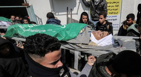 Israeli Army Kills 2 Palestinians in Gaza Strip
