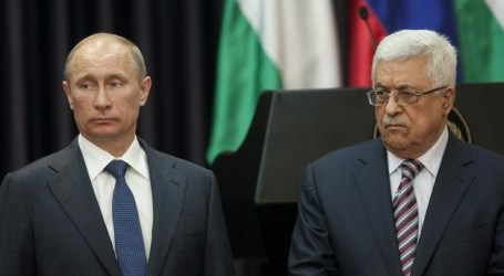 Russia Supports A Just Solutions for Palestine-Israel Conflict