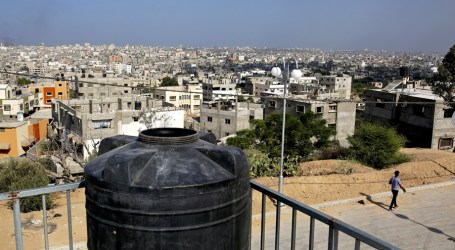 EU Creates Broad International Coalition to Provide Drinking Water to 2 Million People in Gaza