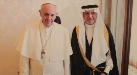 Organization of Islamic Cooperation Head Meets Pope