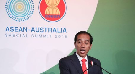 Indonesian President Arrives in New Zealand