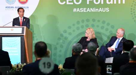Jokowi Underlines Middle-Cass Growth as ASEAN Power