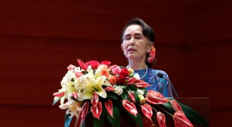 Myanmar Leader, Aung San Detained by Military
